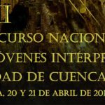 """Concurso Nacional de Jóvenes Intérpretes """"Ciudad de Cuenca"""""""