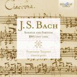 Reseña |  J. S. Bach. Sonatas and Partitas BWV 1001-1006