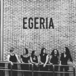 Egeria en concierto en la Noche de los Libros 2018