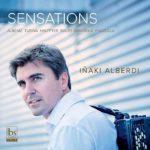 Reseña | Sensations – Iñaki Alberdi y Garnata String Quartet