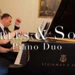 Carles & Sofia Piano Duo presenta 'Goyescas in New York', la primera grabación a 4 manos de las Goyescas.