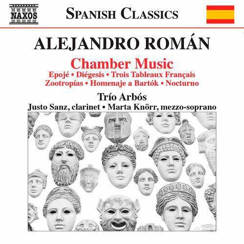Reseña | Alejandro Román: Chamber Music