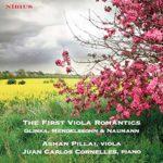Reseña | The first viola romantics: Glinka, Mendelssohn &Naumann