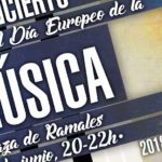 21 de Junio, Día Europeo de la Música 2018