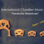 Abierta la convocatoria para participar en el Festival Internacional de Música de Cámara «Fundación MonteLeón»