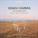 Reseña | Live in Barcelona – Ignasi Cambra