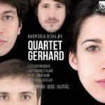 Reseña | Harmonia Nova #4 – Quartet Gerhard