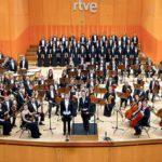 'La luz de la armonía' en la Orquesta y Coro RTVE