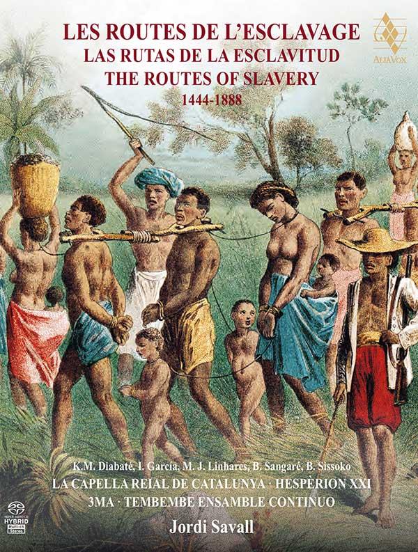 Las rutas de la esclavitud