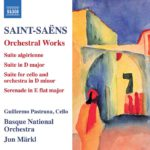 Reseña | Saint-Saëns: Orchestral Works – Guillermo Pastrana