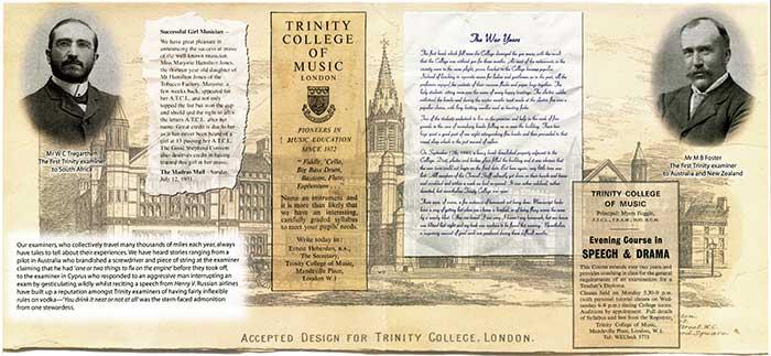 Los primeros examinadores Trinity