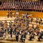 Orquesta Metropolitana y el Coro Talía