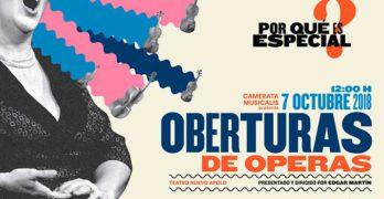 ¿Por qué es especial? Oberturas de óperas con Camerata Musicalis