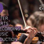 El CESAG oferta el primer máster en Artes de la Grabación y Producción Musical