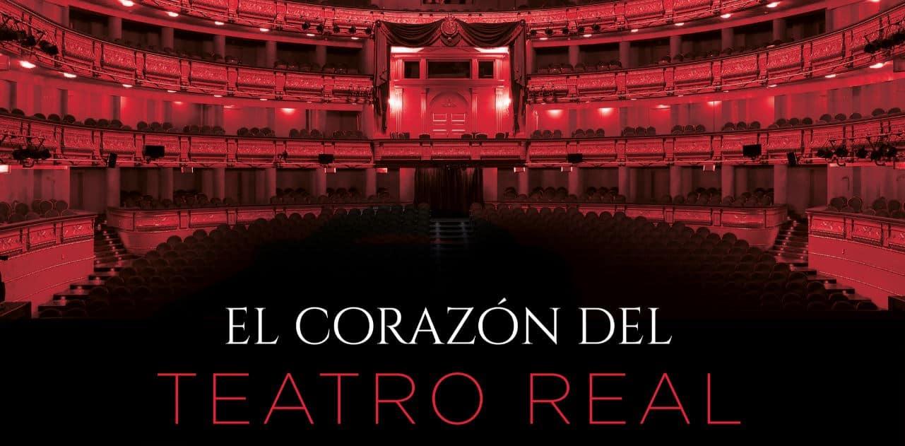 Resultado de imagen de El corazón del Teatro Real