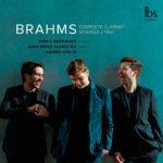 Reseña | Brahms Complete Clarinet Sonatas & Trio