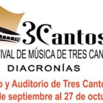 El Festival de Música de Tres Cantos 'Diacronías' presenta su 18º edición