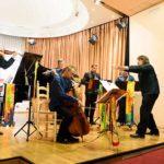Cosmos 21 aborda una nueva semana llena de conciertos