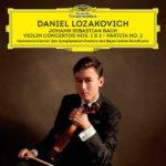 Reseña | Johan Sebastian Bach – Daniel Lozakovich