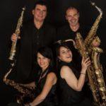 Sorteamos 5 entradas dobles para el concierto de Sax-Ensemble el día 20 en el Festival de Música de Tres Cantos
