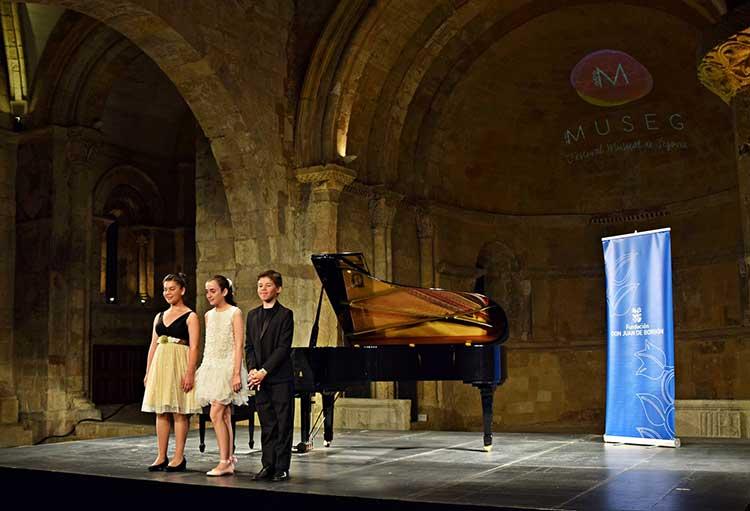 Premio Infantil de Piano Santa Cecilia