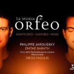 Reseña | La Storia di Orfeo – Philippe Jaroussky