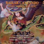 Reseña | Bailar cantando. Fiesta mestiza en el Perú