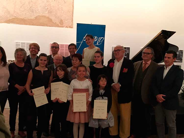22 Premio Infantil de Piano Santa Cecilia