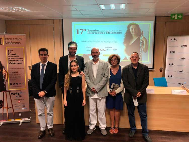 Premio Intercentros Melómano