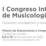 Oviedo acoge el I Congreso Internacional de Musicología JAM