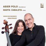 Reseña | Sergei Rachmaninov, Cesar Franck – Asier Polo y Marta Zabaleta