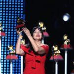 Claudia Montero, la estrella indiscutible en los Latin Grammy