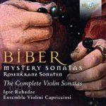 Reseña | Biber: Mystery Sonatas