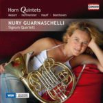 Reseña | Horn Quintets – Nury Guarnaschelli