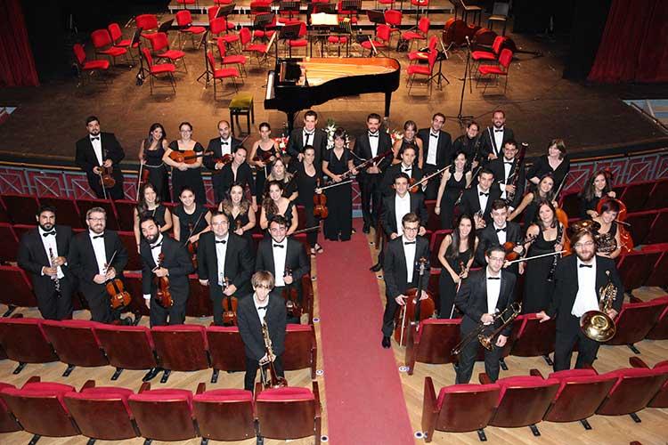 Orquesta Sinfónica Ciudad de Getafe