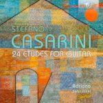Reseña | Stefano Casarini, 24 etudes for guitar