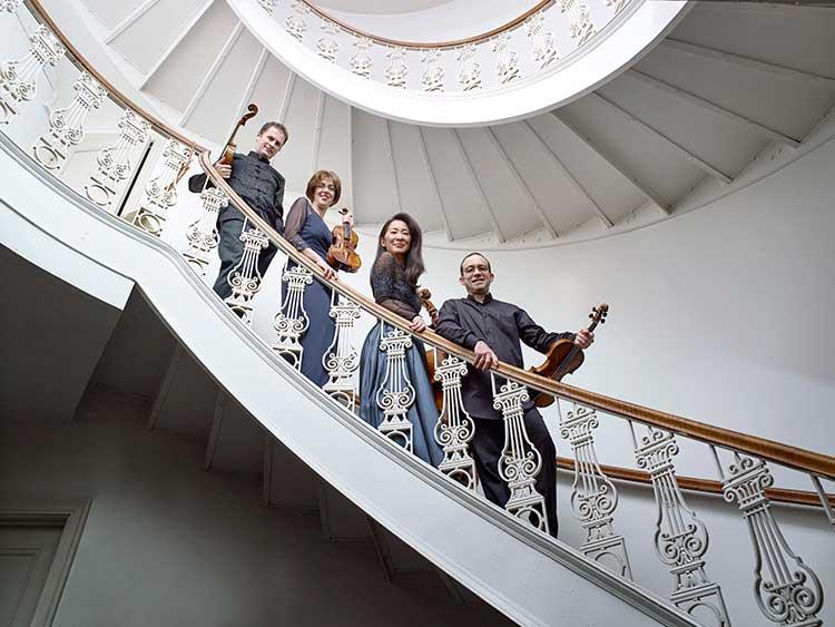 Cuarteto Brentano 3
