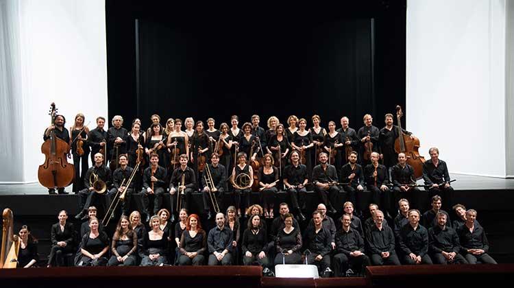 Balthasar Neumann Chor & Ensemble.