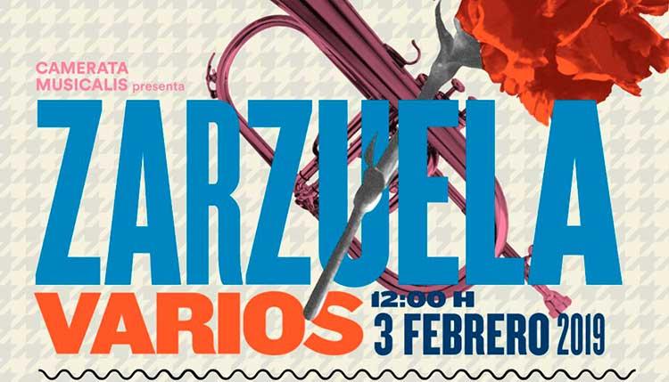 Camerata Musicalis Zarzuela