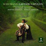 Gautier Capuçon, nuevo disco homenaje a Schumann