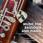 Reseña | Music for bassoon and piano