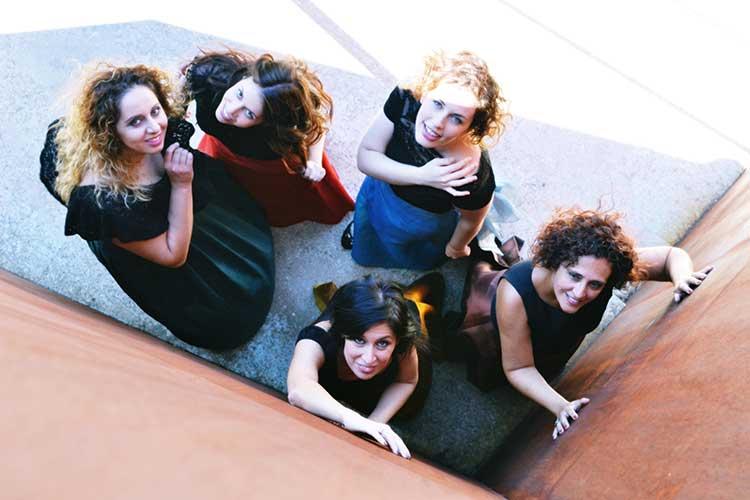 DeMusica Ensemble en el Festival MAREMUSICUM de Roquetas de Mar