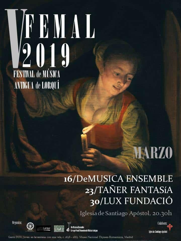Festival de Música Antigua de Lorquí