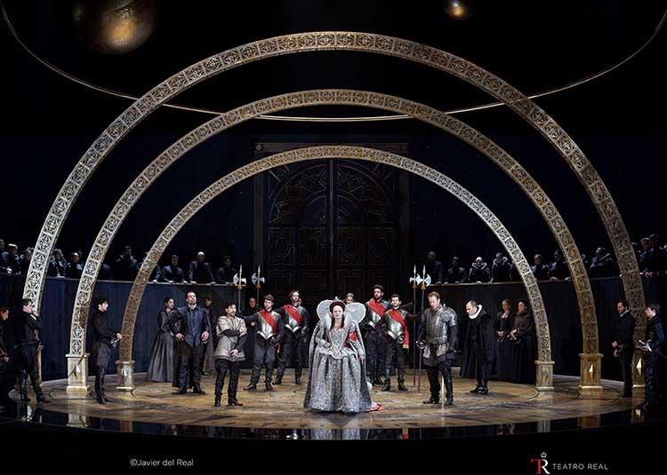 Gloriana Teatro Real