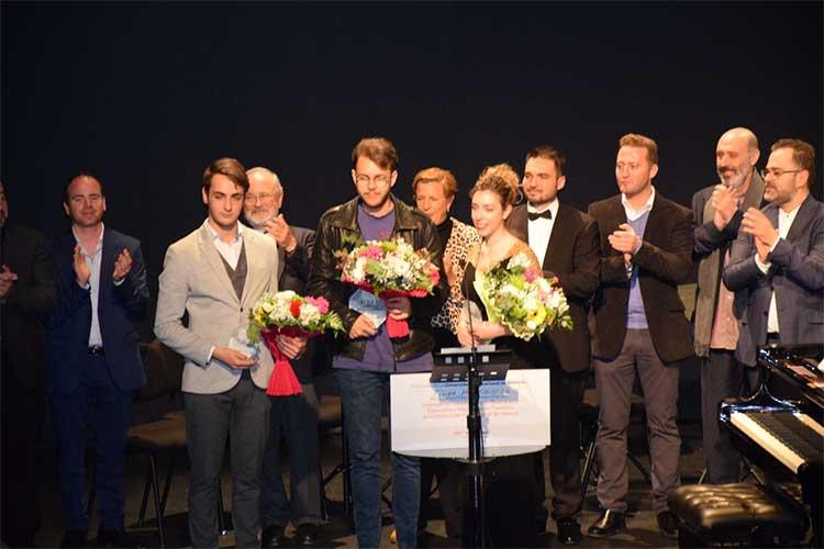 Filipp Moskalenko gana el Concurso de Piano de Almuñécar