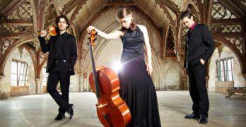 El Trio Rodin visita Madrid, Girona y Soria