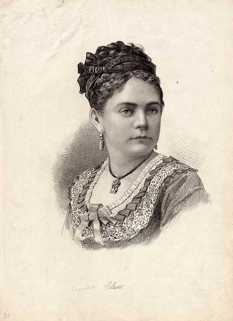 Camilla Urso