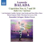 Reseña | Leonardo Balada, Ensemble Col legno