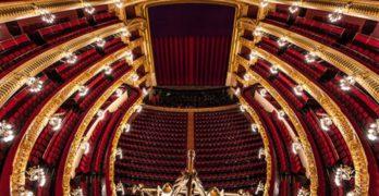 El Liceu y Aena llevan la ópera a los aeropuertos