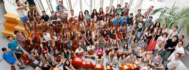Joven Orquesta Sinfónica de Cantabria